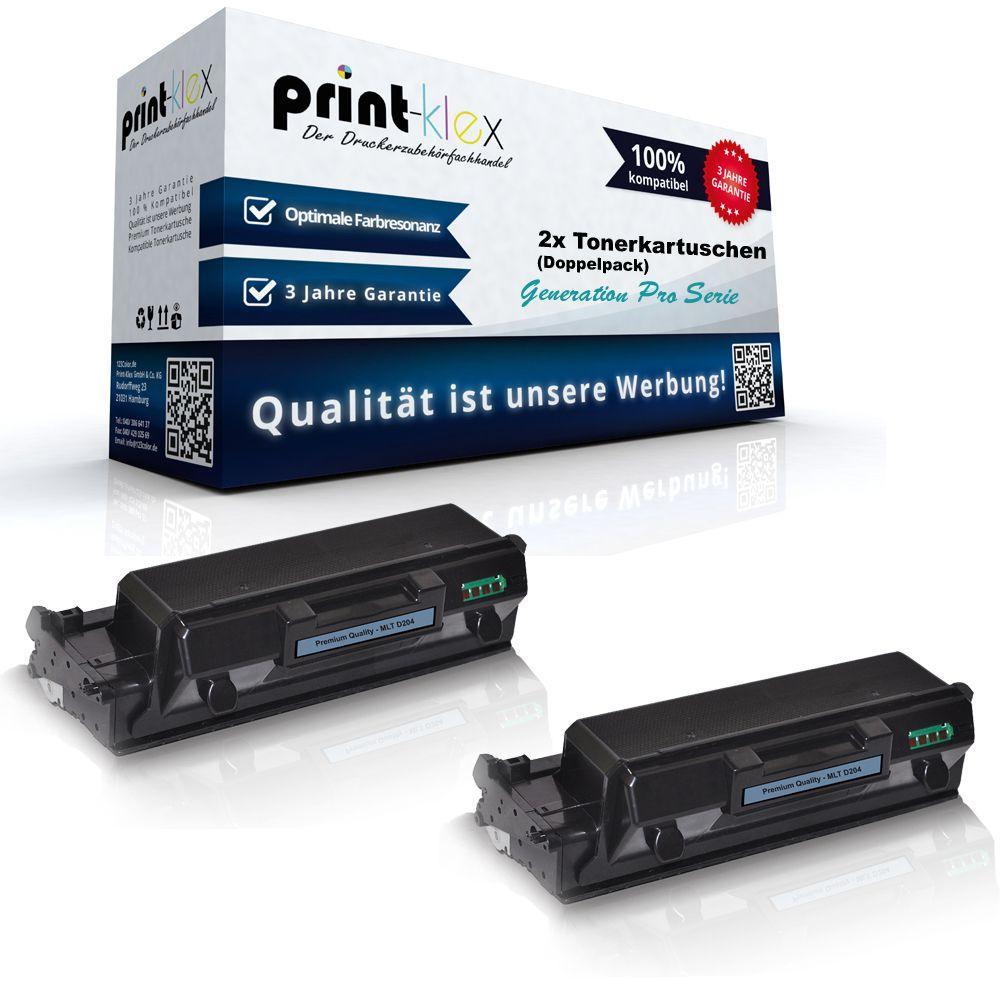 Drucker, Scanner & Zubehr 2x Toner fr Samsung ProXpress M-4025 ...